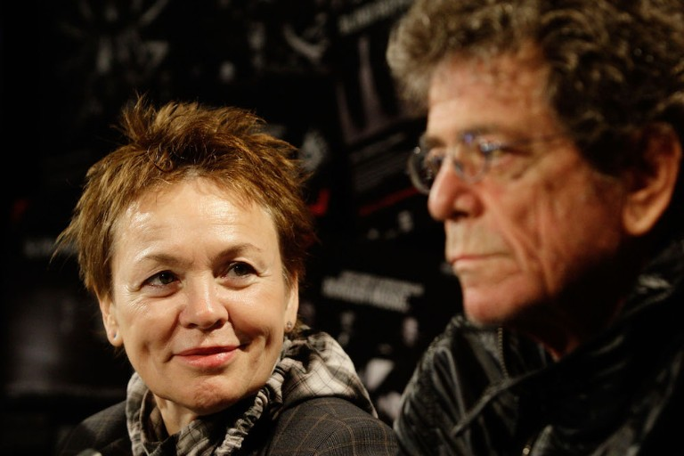 Lou Reed And Laurie Anderson Launch Vivid LIVE