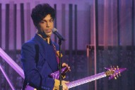 Listen to an Official Studio Version of the <i>Purpe Rain</i>-Era Prince Rarity &#8220;Electric Intercourse&#8221;