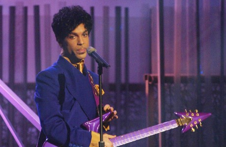 Listen to an Official Studio Version of the Purpe Rain-Era Prince Rarity