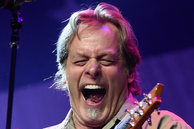 Ted Nugent Says David Crosby Is Overwhelmed With Hate