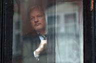 PJ Harvey, Patti Smith, Brian Eno, and More Spoke at a Pro-Julian Assange Conference [UPDATE]