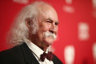 David Crosby Has Some Thoughts About Ted Nugent and Donald Trump Hanging Out