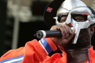 "Danger Doom's Previously Unreleased ""Mad Nice"" Is Comfort Food for MF DOOM Fans"