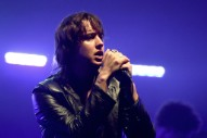 "Julian Casablancas Sings Lead Vocals on Exhibition's ""No One There"""