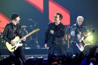 U2 Release Brassy New Version of <i>Joshua Tree</i>&#8217;s &#8220;Red Hill Mining Town&#8221;