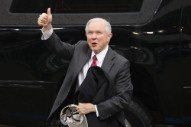 Donald Trump and Jeff Sessions Have Begun Their War on Police Reform