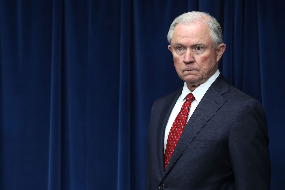 Tillerson, Kelly And Sessions Announce New Immigration Executive Order