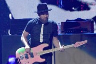 Pearl Jam's Jeff Ament Wears Shirt to Rock Hall Ceremony Paying Tribute to Bands Who Haven't Been Inducted