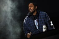 Kendrick Lamar&#8217;s New Album <i>DAMN.</i> Features U2 and Rihanna