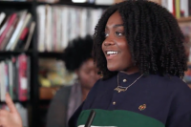 Watch Noname's Smooth Tiny Desk Concert