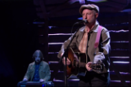 Watch Billy Bragg's Stirring Tribute to Woody Guthrie at the BBC Folk Awards