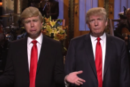 Taran Killam Says Donald Trump &#8220;Struggled to Read&#8221; While Hosting <i>SNL</i>