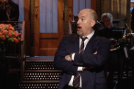 Watch Louis C.K. Do Ten Minutes of Standup for his SNL Monologue