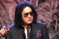 Watch Gene Simmons' Tearful Speech at Chuck Berry's Memorial Service