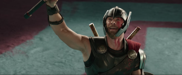 Led Zeppelin Soundtrack First Trailer for the Busy New Thor