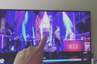 """Watch Filter's Richard Patrick Yell at His TV, Call the Chainsmokers """"a Piece of Shit"""""""