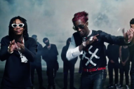 Video: Young Thug, 2 Chainz, Wiz Khalifa, PnB Rock &#8211; &#8220;Gang Up&#8221; (From <i>Fate of the Furious</i>)