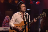 Watch Harry Styles Perform &#8220;Sign of the Times&#8221; and Debut New Single &#8220;Ever Since New York&#8221; on <i>SNL</i>