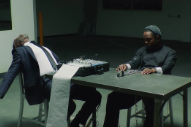 "Kendrick Lamar Releases ""DNA."" Video Starring Don Cheadle"