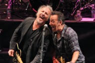 "Bruce Springsteen and Joe Grushecky Collaborate on Anti-Trump Anthem ""That's What Makes Us Great"""