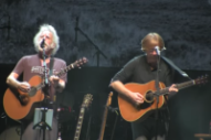 "Watch Bob Weir and Trey Anastasio Perform a Great Goofball Cover of Lady Gaga's ""Million Reasons"""