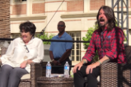 Watch Dave Grohl Interview His Mom About Raising a Rock Star