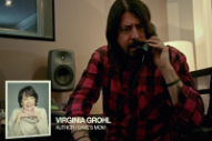 Watch Dave Grohl Talk About Embarrassing Childhood Moments in Conversation With His Mom