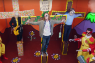 "Watch Macaulay Culkin Play Kurt Cobain in Father John Misty's ""Total Entertainment Forever"" Video"