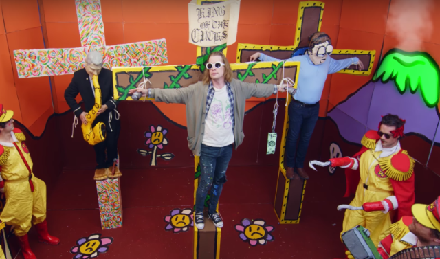 Child star Macauley Culkin is back, and he's playing Kurt Cobain