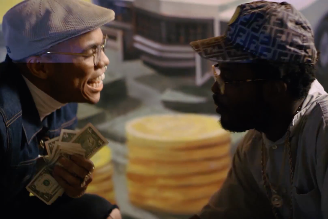 New Video: NxWorries (Anderson .Paak & Knxwledge) - Scared Money