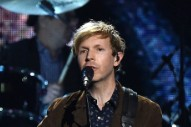"Beck Covers Elvis' ""Can't Help Falling In Love With You"""