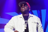 "Big Boi Is Having Fun Again on ""Mic Jack,"" Even With Adam Levine"
