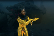 "Video: Björk – ""Notget"""