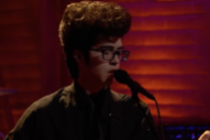 "Watch Car Seat Headrest Play a New Version of ""Unforgiving Girl"" on <i>Conan</i>"