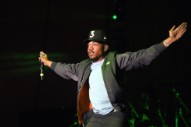 "Watch Chance the Rapper Perform Kanye's ""Waves"" on Tour"