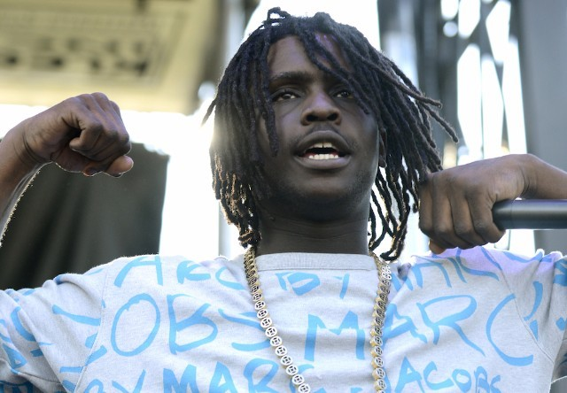 Rapper Chief Keef arrested on DUI charge in Miami Beach
