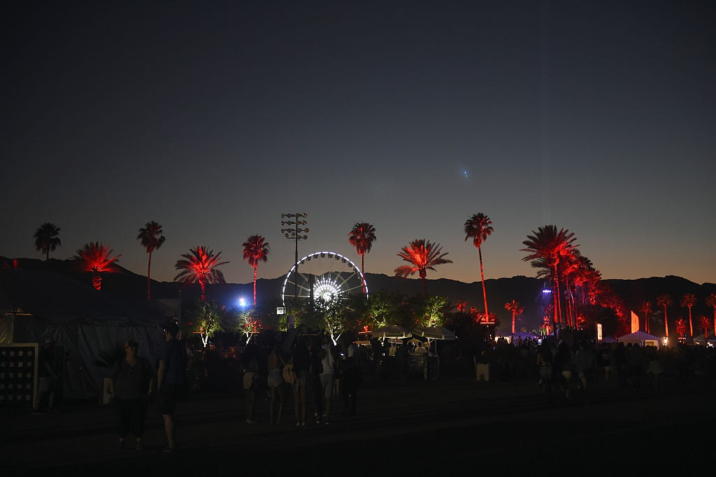 Coachella 2017 Livestream Will Include Kendrick Lamar, Radiohead, Lady Gaga