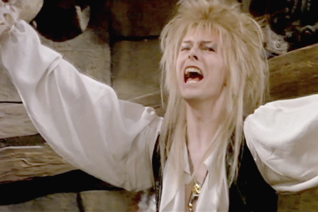 David Bowie's Labyrinth Soundtrack Is Getting a Vinyl ... Labyrinth David Bowie
