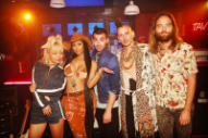 "DNCE and Nicki Minaj's ""Kissing Strangers"" Won't Last Long Enough to Be a Summer Song"