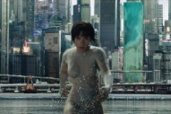 Scarlett Johansson's <i>Ghost in the Shell</i> Has Nothing Interesting to Say