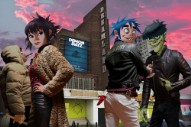 Watch the Gorillaz Give Their First Ever Live Interview