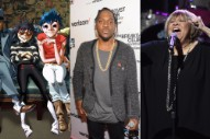 "New Music: Gorillaz – ""Let Me Out"" ft. Pusha T and Mavis Staples"
