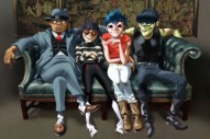 Gorillaz Animated Members Will Hold Their First Live Interview