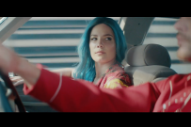 What's Even Going On in This New Halsey Video?