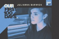 "Julianna Barwick – ""Wade In"""