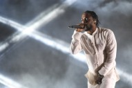 Kendrick Lamar Announces 2017 North American Tour With Travis Scott and D.R.A.M.