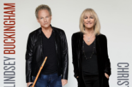 "Listen to Lindsey Buckingham and Christine McVie's Playful New Single ""Feel About You"""
