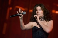 Lorde Shares Spotify Playlist Featuring Lorde, Future, Bon Iver, Kendrick Lamar, and More