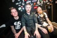 """Mastodon Talk New Album <i>Emperor of Sand</i> and What They Call """"Funderwear"""""""