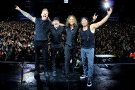 Metallica Help Tribute Band Replace Their Equipment After It Was Stolen